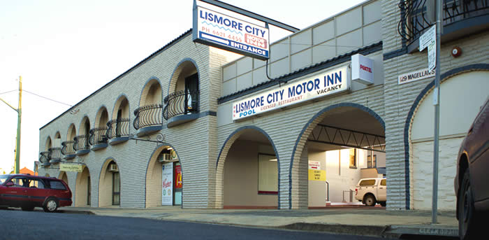 Lismore City Motel